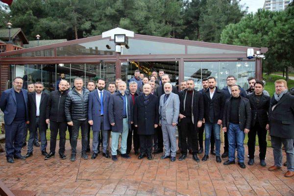 Mobid, Erhan Usta'yı Ağırladı